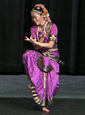Bharatanatyam dance photo