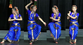 Indian dance classes - Bharatanatyam, semi-classical, Bollywood
