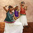 Semi-classical dance students